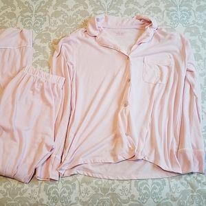 Victoria's Secret S long sleeve pajama set